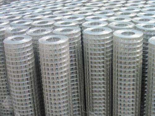 镀锌电焊网片的建筑应用