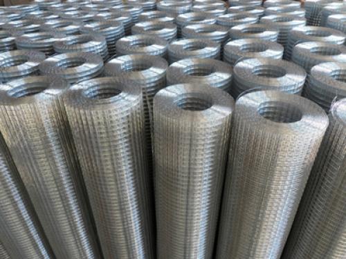 镀锌电焊网案例