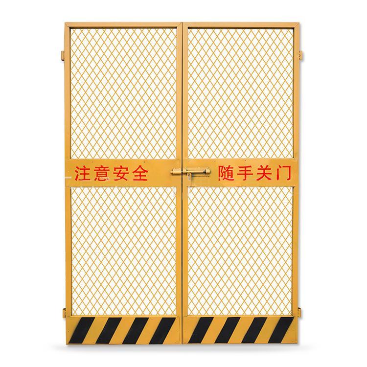 电梯进口防护门的要求