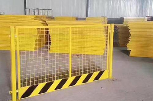 施工基坑护栏的选择标准