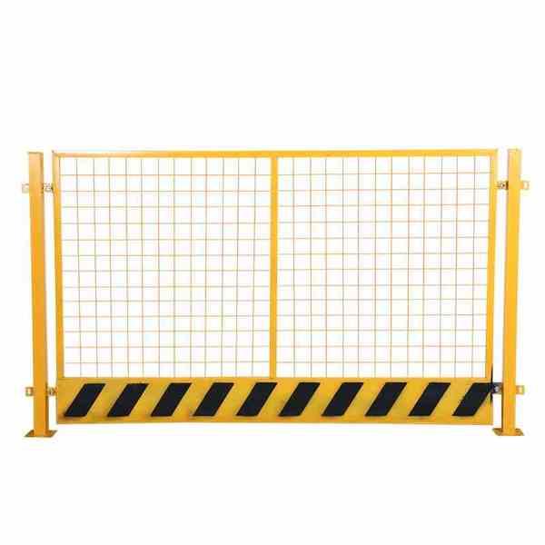 基坑护栏网是什么材质的呢?