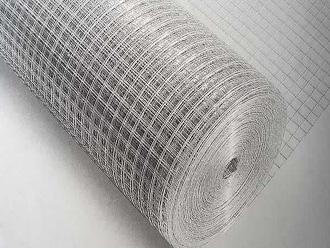 镀锌电焊网在混凝土中的作用